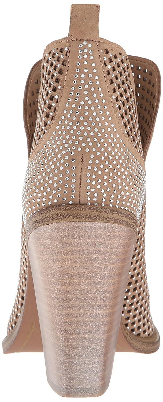 Vince Camuto Women's Kiminni US Sahara Ankle Boot B07692ZBYF 9.5 B(M) US Sahara Kiminni Dune 55c319
