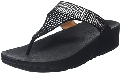 5099633d3bf3 Fitflop Women s Aztek Chada Open Toe Sandals  Amazon.co.uk  Shoes   Bags