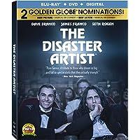 The Disaster Artist (Blu-ray + DVD + Digital)