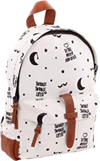 fc47c2ddc5 Backpack Kidzroom Black   White Superhero Children s Backpack