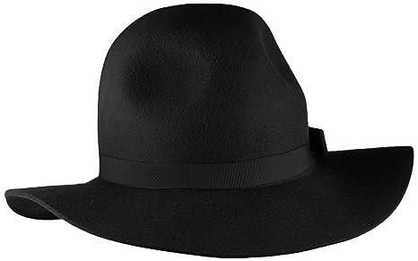 Brixton Sombrero Dalila Hat Black: Amazon.es: Ropa y accesorios