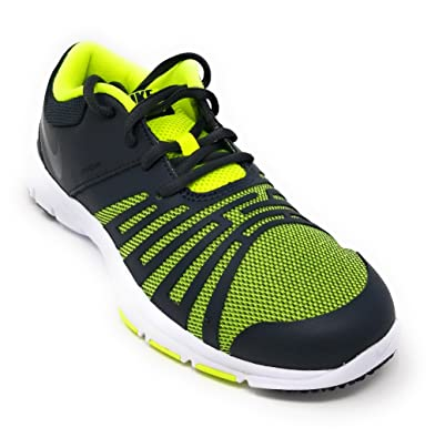 8cd2876505d29 Nike Boys Flex Show TR 5 Anthracite Black - Volt - White (3.5 M