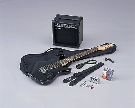 Yamaha S – Set completo de guitarra eléctrica: Amazon.es ...