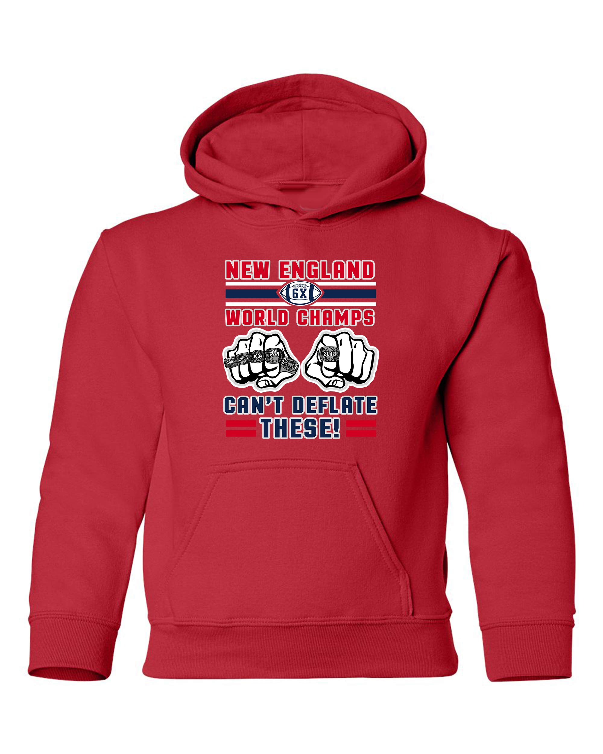 World Champs Can T Deflate These Football Sports Dt 6796 Shirts