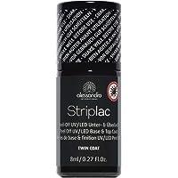 alessandro Striplac Twin Coat Über- und Unterlack, 1er Pack (1 x 8 ml)