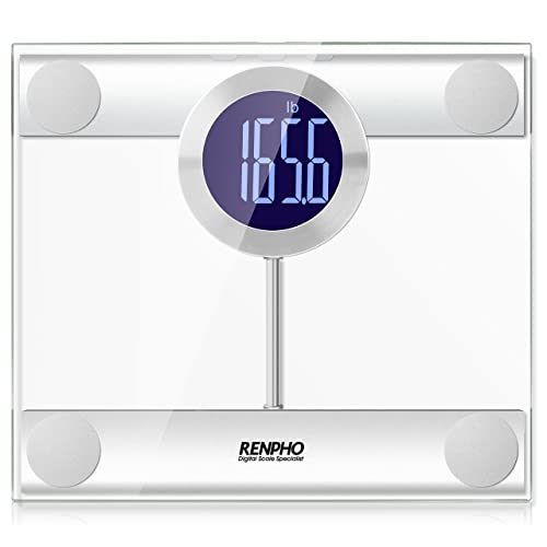 RENPHO Heavy Duty Digital Bathroom Scale