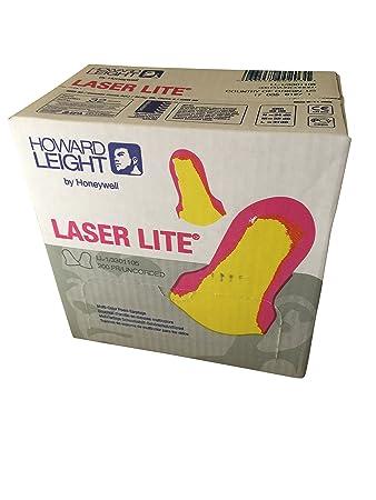 50 pair Howard Leight Laser Lite EarPlugs no cord