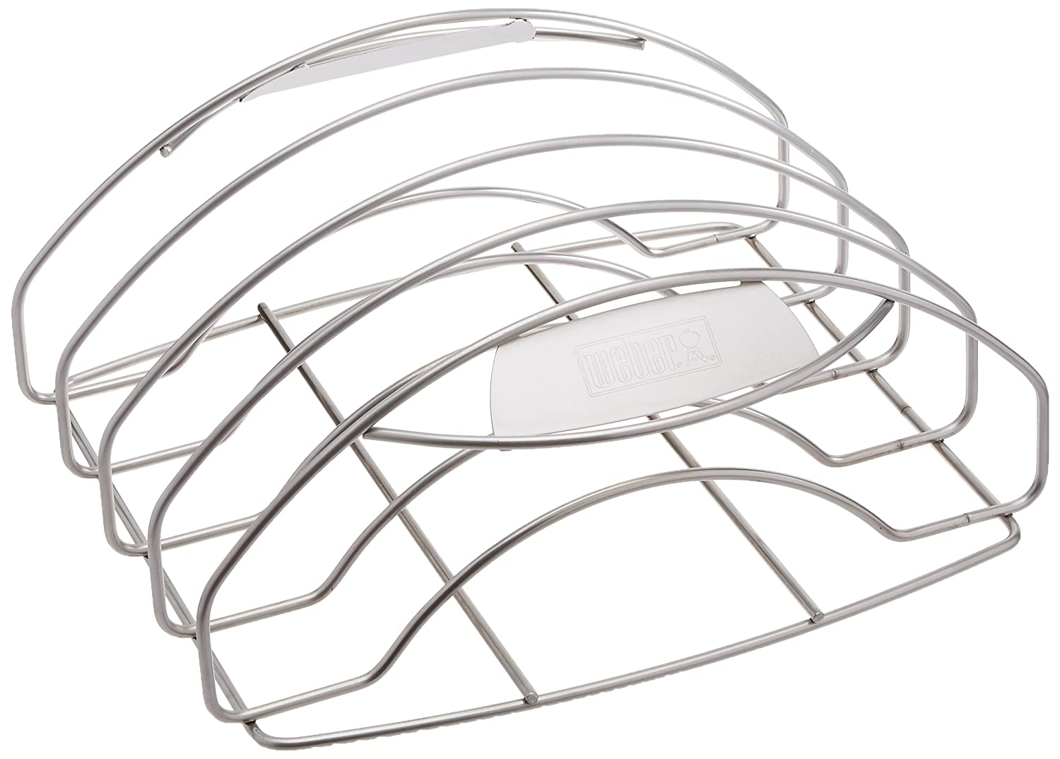 Weber 7648 Stainless Steel Rib Rack