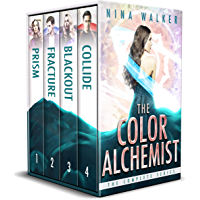 The Color Alchemist: The Complete Series (English Edition)