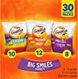 Pepperidge Farm Goldfish Classic Mix Crackers, 29 Oz Variety Pack Box, 30 Count Snack Packs