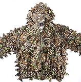 Kamo Basix KamoLeaf 3D Leafy Ghillie Suit