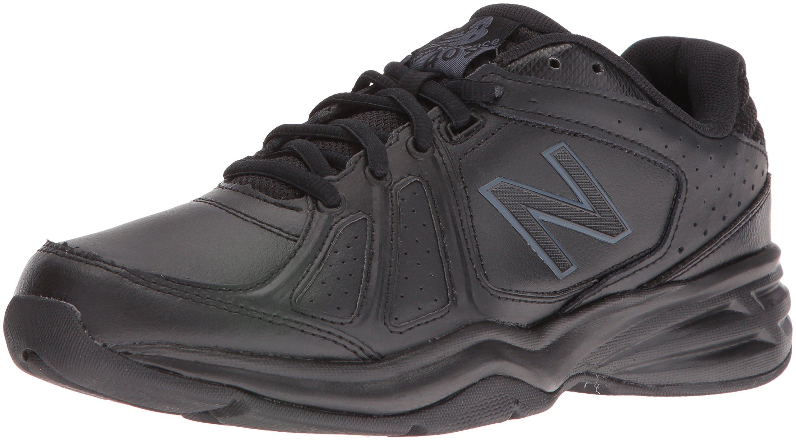 New Balance Men's mx409v3 Casual Comfort Training Shoe, Black, 7 XW US