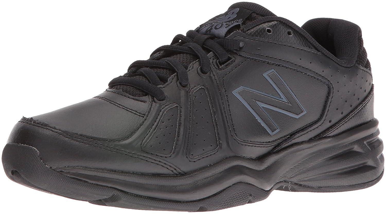 Noir New Balance Men's mx409v3 Casual Comfort Training chaussures 40.5 EUR - Width 4E