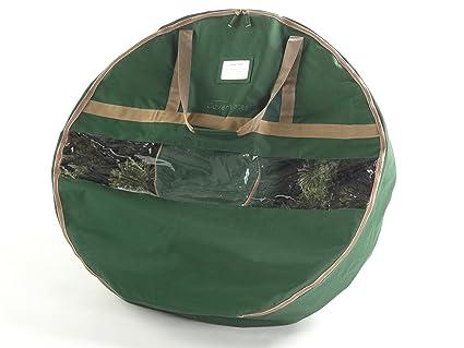 Amazoncom CoverMates 36 Christmas Wreath Storage Bag 3 Year