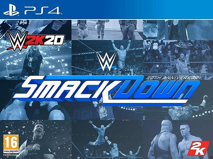 Oferta amazon: WWE 2K20 - Collector Edition