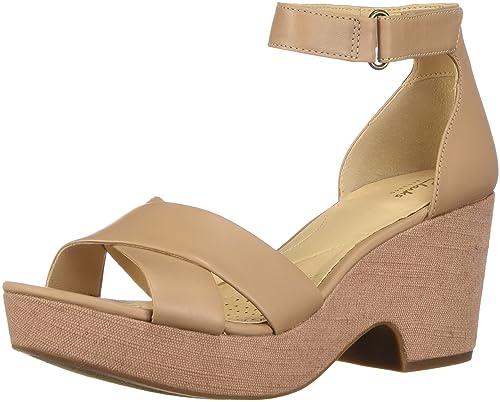 4a43ea22dcc97a Clarks Women s Maritsa Ruth Platform  Amazon.co.uk  Shoes   Bags