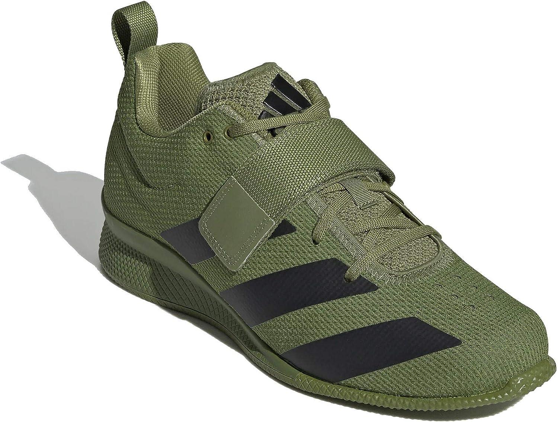 adidas Hombre Adipower Weightlifting II Zapatos de Pesas Verde