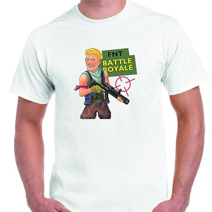 Camiseta Fortnite Battle Royale FNT (L)