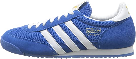 adidas dragon bleu taille 42