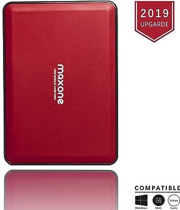 Disco Duro Externo Portátil 320GB: Amazon.es: Electrónica