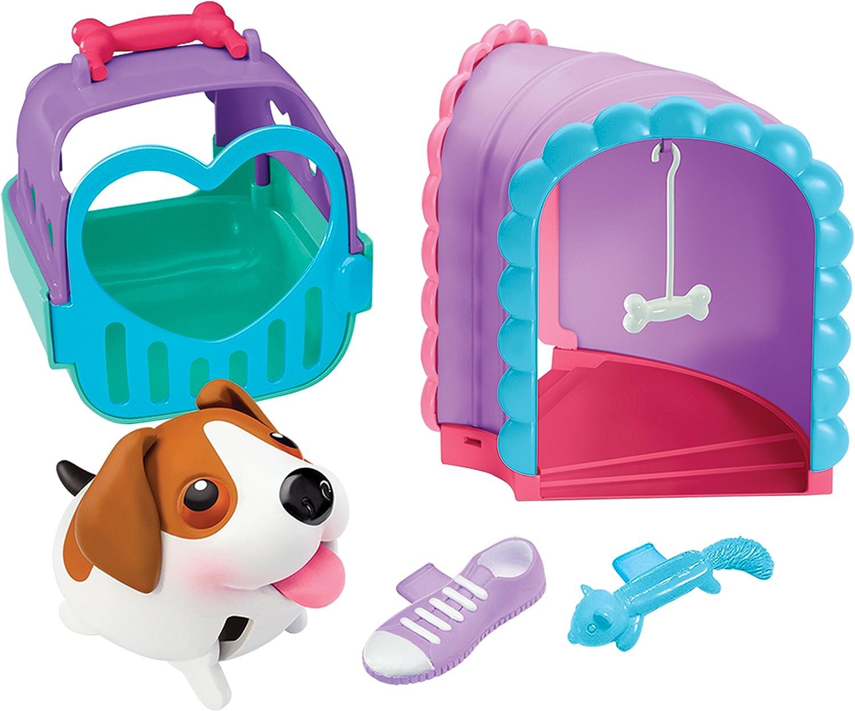 B00UAK13R4 Chubby Puppies Beagle Puppy Tunnel Playset Plus Carrier 81YT2B5Xue2BL