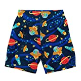 i play Boys' Trunks with Reusable Absorbent Swim