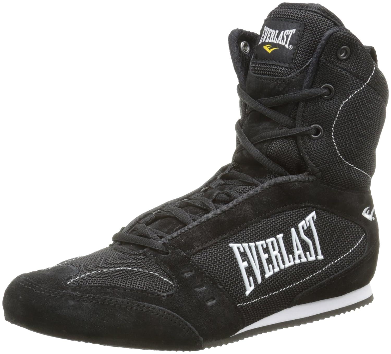 Everlast 8003 - Botas Altas de Boxeo Unisex, Color Negro talla 41 41 057339 03270