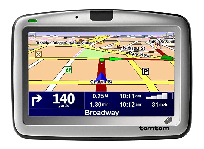 amazon com tomtom go 510 4 inch bluetooth portable gps navigator rh amazon com