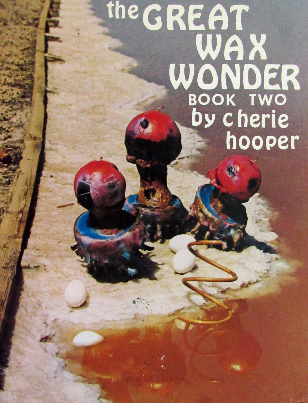 The Great Wax Wonder Book Two, Hooper, Cherie