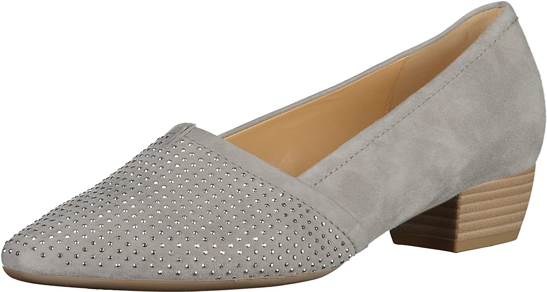 Zapatos Casuales De Mujer De Azalea Gabor 39 EU|Ante Piedra