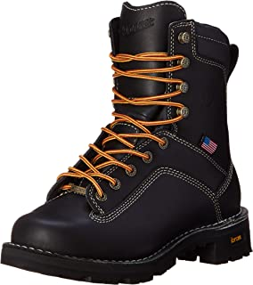 Amazon.com: Danner Men&39s Quarry 14552 Safety Toe Work Boot: Shoes