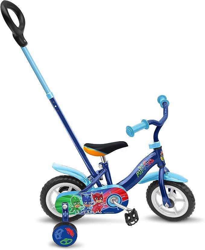 Stamp Sas- PJ Mask Bicicleta, Multicolor, 2-3 años (PJ280033 ...