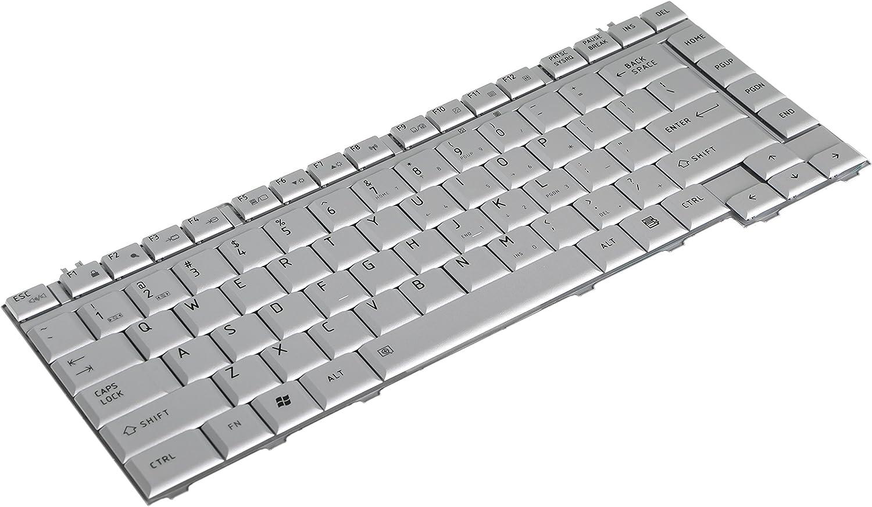 Celda verde® Teclado para Toshiba Satellite A215-S7437 Laptop ...