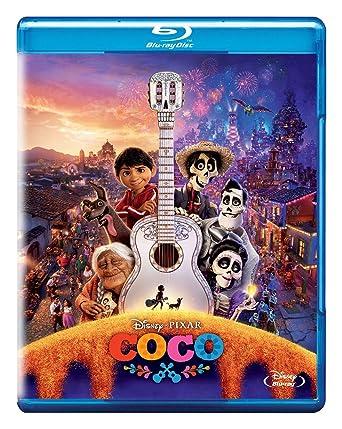 Coco Blu-Ray Region Free IMPORT No hay versión española: Amazon.es ...