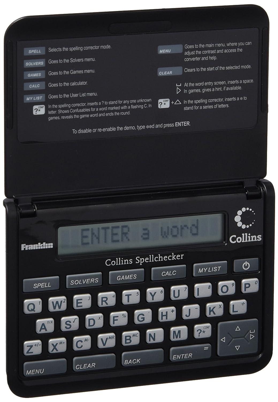 Franklin SPQ109 Collins Pocket Speller