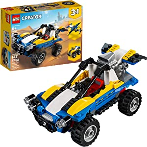 LEGO Creator 3in1 Dune Buggy 31087 Building Kit (147 Pieces)