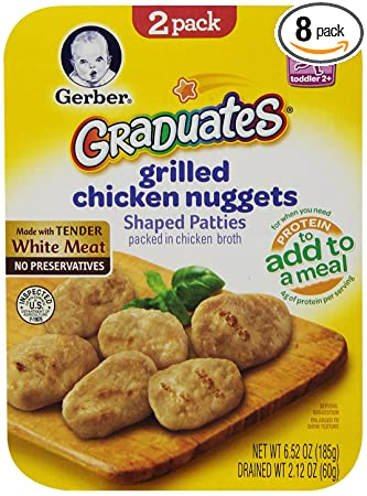 Amazon Gerber Graduates Kid Selects Chicken Nuggets 652