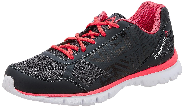edf3e58e28c1e Reebok Women s Gravel Cherry Running Shoes - 6.5 UK India (40 EU)(9 US)   Amazon.in  Shoes   Handbags