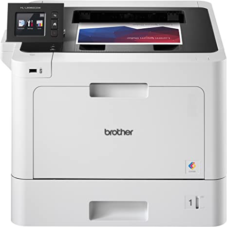Amazon.com: Brother Business Color Laser Printer, HL ...