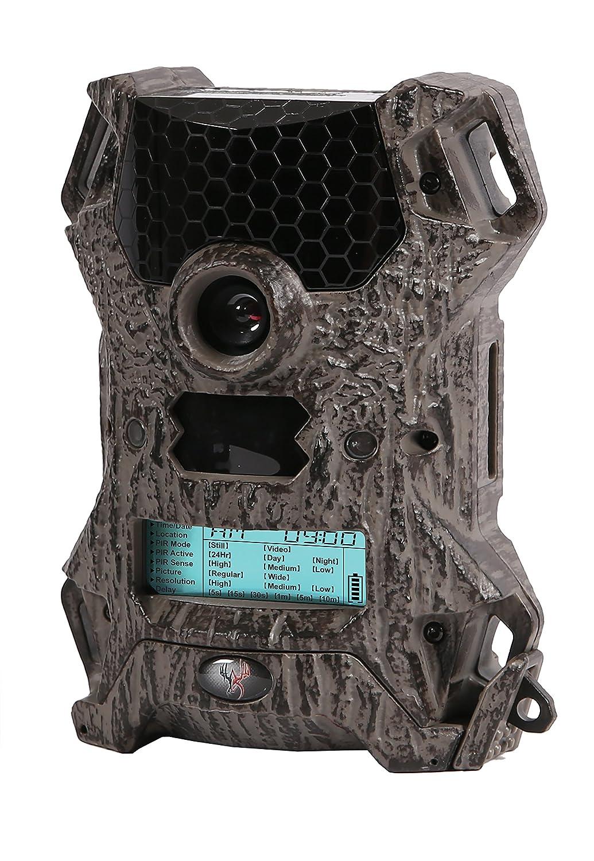 Wildgame Innovations Vision 8 Lightsout TruBark Game Camera, Black [並行輸入品] B01MRX3YL6