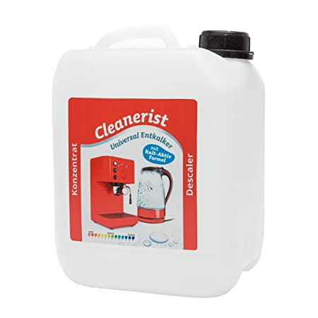 10 litros cleanerist descalcificador I - Cafetera automática ...