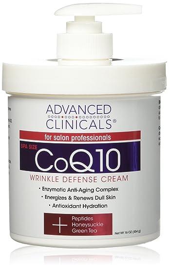 coq10 wrinkles