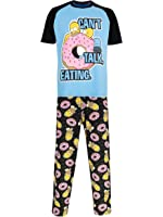 The Simpsons Mens Homer Simpson Pajamas