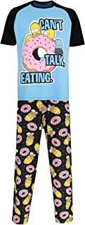 Simpsons The Mens Homer Pyjamas