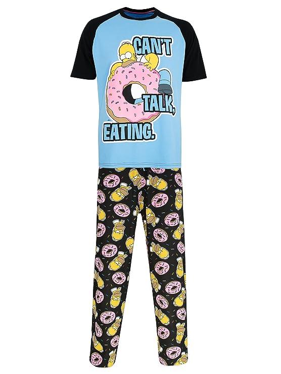 Los Simpsons - Pijama para Hombre - Homer Simpson