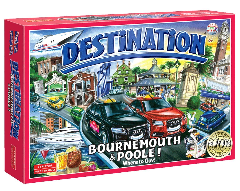 She Who Dares swd901Destination Bournemouth & Poole 10. Jahrestag Spiel