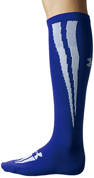 6657cb563 Amazon.com : Under Armour Men's UA Ignite Soccer OTC, Royal/White ...