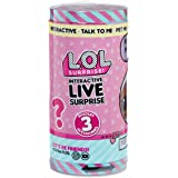 L.O.L. Surprise! Interactive Live Surprise Pet...