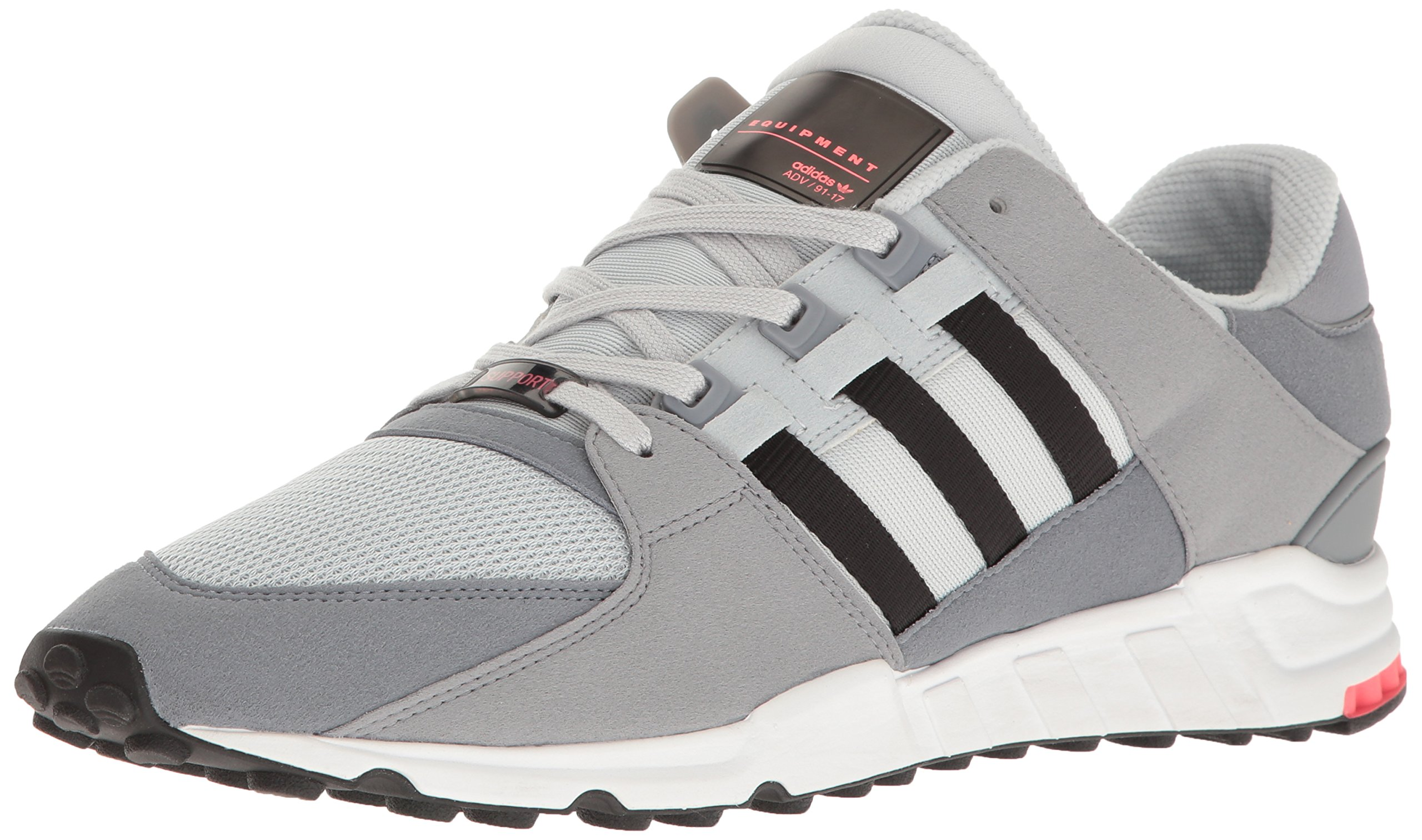 hot sale online 7c1ca a4abe Galleon - Adidas Originals Mens EQT Support RF Fashion Sneaker, Light OnixBlackTech  Grey Fabric, (11 M US)