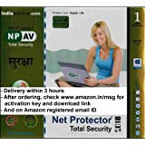 Net Protector Total Security 2018-1 PC, 1 Year (Email Delivery in 2 Hours - No CD)